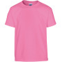 Heavy cotton™ classic fit youth t-shirt azalea 9/11 (l)