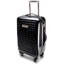 Cabine trolley black 55 x 35 x 20 cm