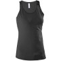 Dames top black xl
