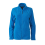 Ladies' Basic Fleece Jacket kobalt