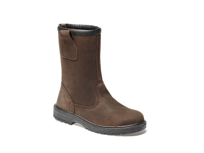 Nevada rigger boot bs en iso 20345 : 2011 s3 src