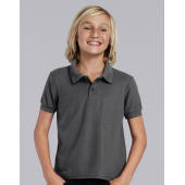 DryBlend® Youth Double Piqué Polo