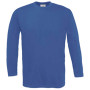 Exact 190 lsl t-shirt royal blue xl