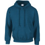 Heavy blend™ classic fit adult hooded sweatshirt antique sapphire xl