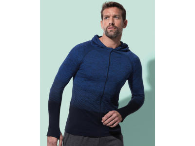 Active Seamless Jacket Men
