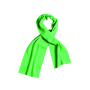 Fleece Scarf lime