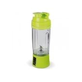Portable blender 450ml licht groen