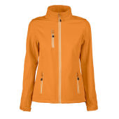 Printer Vert Lady Softshell Jacke