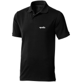 Poloshirt Apollo, black