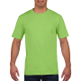 Gildan T-shirt Premium Cotton Crewneck SS for him lime S
