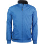 Jas met fleecevoering aqua blue / dark grey xxl