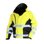 1263 Hi-Vis Jacket Layer 3  Yellow/Black 3xl