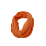 Heather Summer Loop-Scarf oranje melange