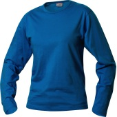 Ladies LS Fashion Tee T shirts & tops