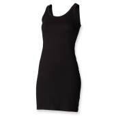 Dames Stretch Vest Dress