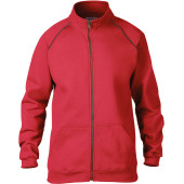 Premium cotton® ring spun classic fit adult full zip jacket