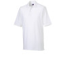 Men's classic cotton polo white xl