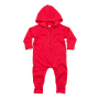 Baby All-in-One 6-12 Monate Red