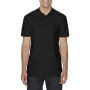 Gildan Polo Double Pique Softstyle for him black 3XL