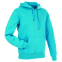 Stedman Sweater Hood Active for him hawaii blue S