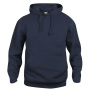 Basic hoody dark navy 5xl