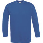 Exact 150 lsl t-shirt royal blue s