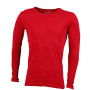 Men's Shirt Long-Sleeved rood