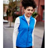 Ladies Micro Fleece Bodywarmer