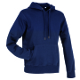 Stedman Sweater Hood Active for him blue midnight S