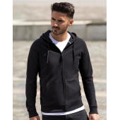 Men's HD Zipped Hood Sweat