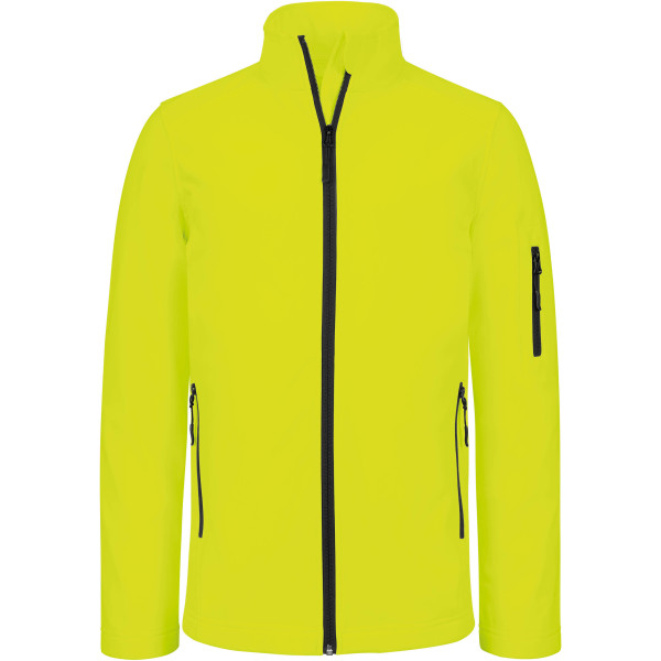 Dames softshell jas