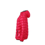 Ladies' Down Jacket magenta/grafiet
