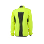 Ladies' Running Jacket fluor-geel/zwart