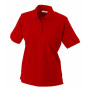 Classic Polo Ladies rood
