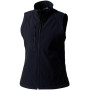 Ladies' softshell gilet black m