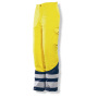 2214 Winter trouser Cl.2 HV Yellow/Navy xxxl