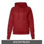 Hooded sweatshirt Red, XS