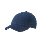 6 Panel Club Vichy-Checked navy/wit