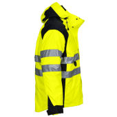 6405 JACKET 3 IN 1 YELLOW/BL HV S