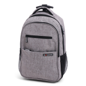 Norländer Voyager Backpack Trolley Grey