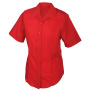Ladies' Promotion Blouse Short-Sleeved rood