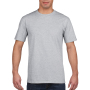 Gildan T-shirt Premium Cotton Crewneck SS for him sport grey M