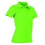 Stedman Polo SS for her kiwi green M
