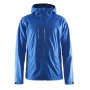 Aqua Rain Jacket men Swe. blue 3xl