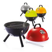 12 inch barbecue, rood - Red
