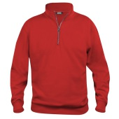 Basic Half Zip Sweatshirts