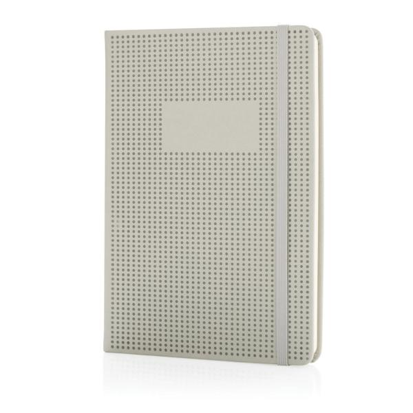A5 Deluxe geperforeerd hardcover PU notitieboek