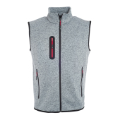 Men's Knitted Fleece Vest