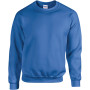 Heavy blend™ classic fit youth crewneck sweatshirt royal blue 5/6 (s)