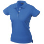 Ladies' Elastic Piqué Polo royal